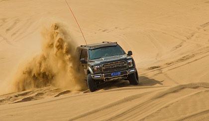 沙漠狂飆Ⅰ
