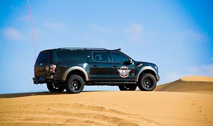 沙漠狂飆Ⅱ